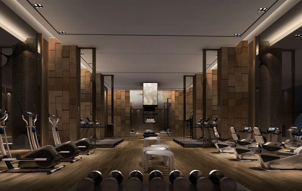 Fresh Gym Interior Design