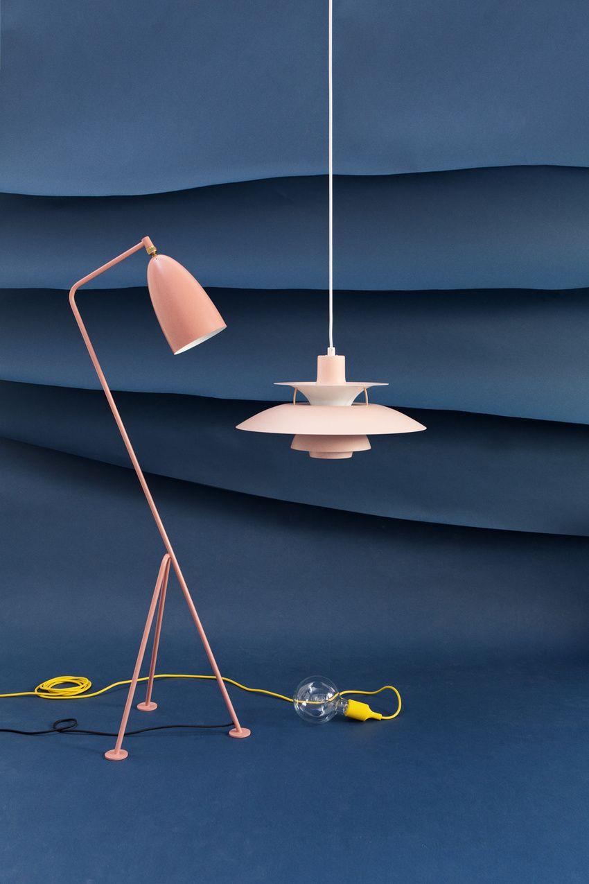 GUBI // Gräshoppa floor lamp | Standfest - die schönsten Stehlampen ...