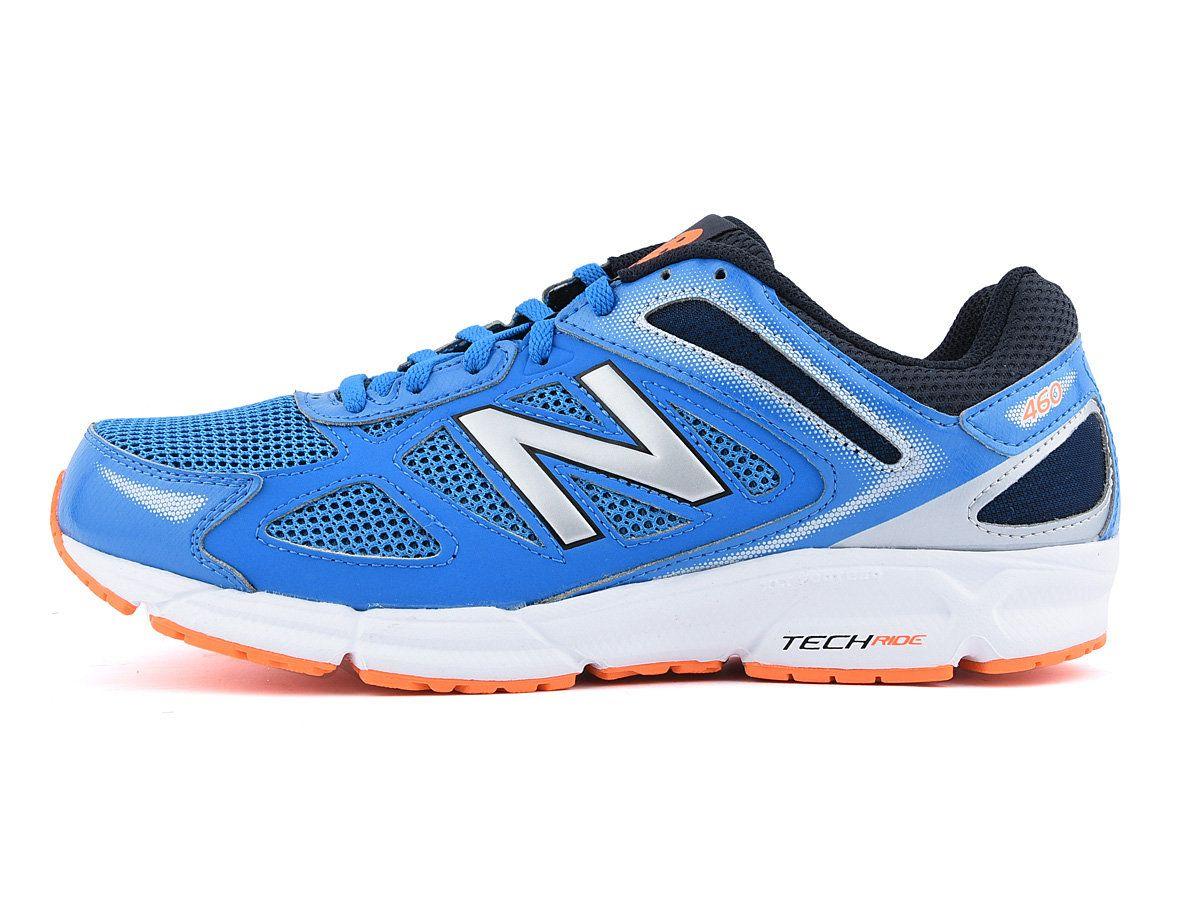 Buty Biegowe New Balance Model M460 Ls1 Niebieskie Najwyzszej Jakosci Materialy Tekstylne Oraz Syntetyczne Buty L New Balance Sneakers New Balance Sneaker