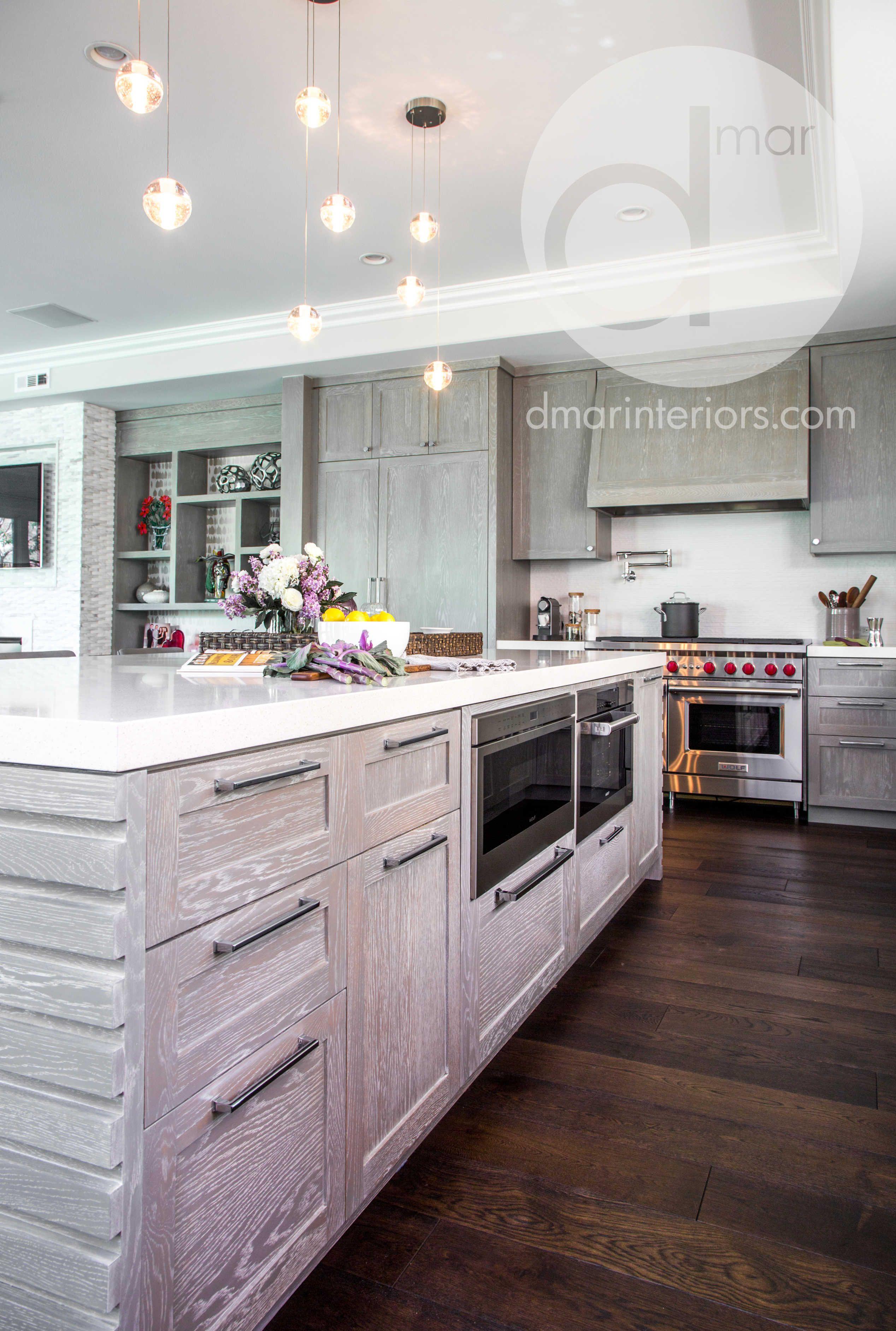 Custom cabinetry premium finish porcelanosa backsplash white