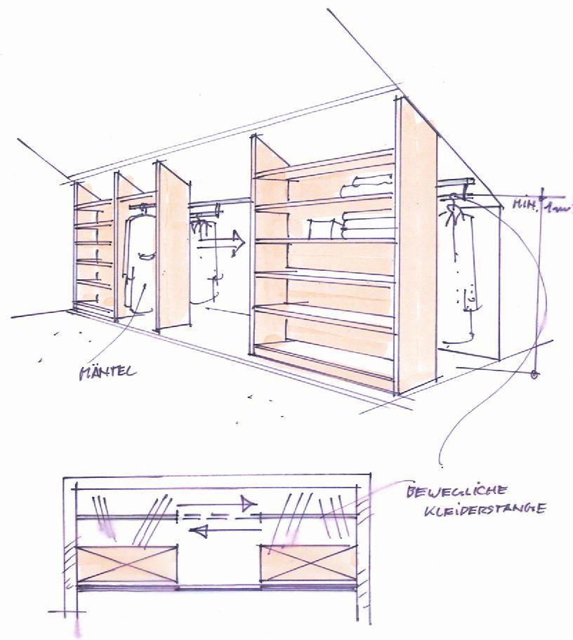 schiebestangen dachschr ge 2 og pinterest dachschr ge kleiderschr nke und dachboden. Black Bedroom Furniture Sets. Home Design Ideas