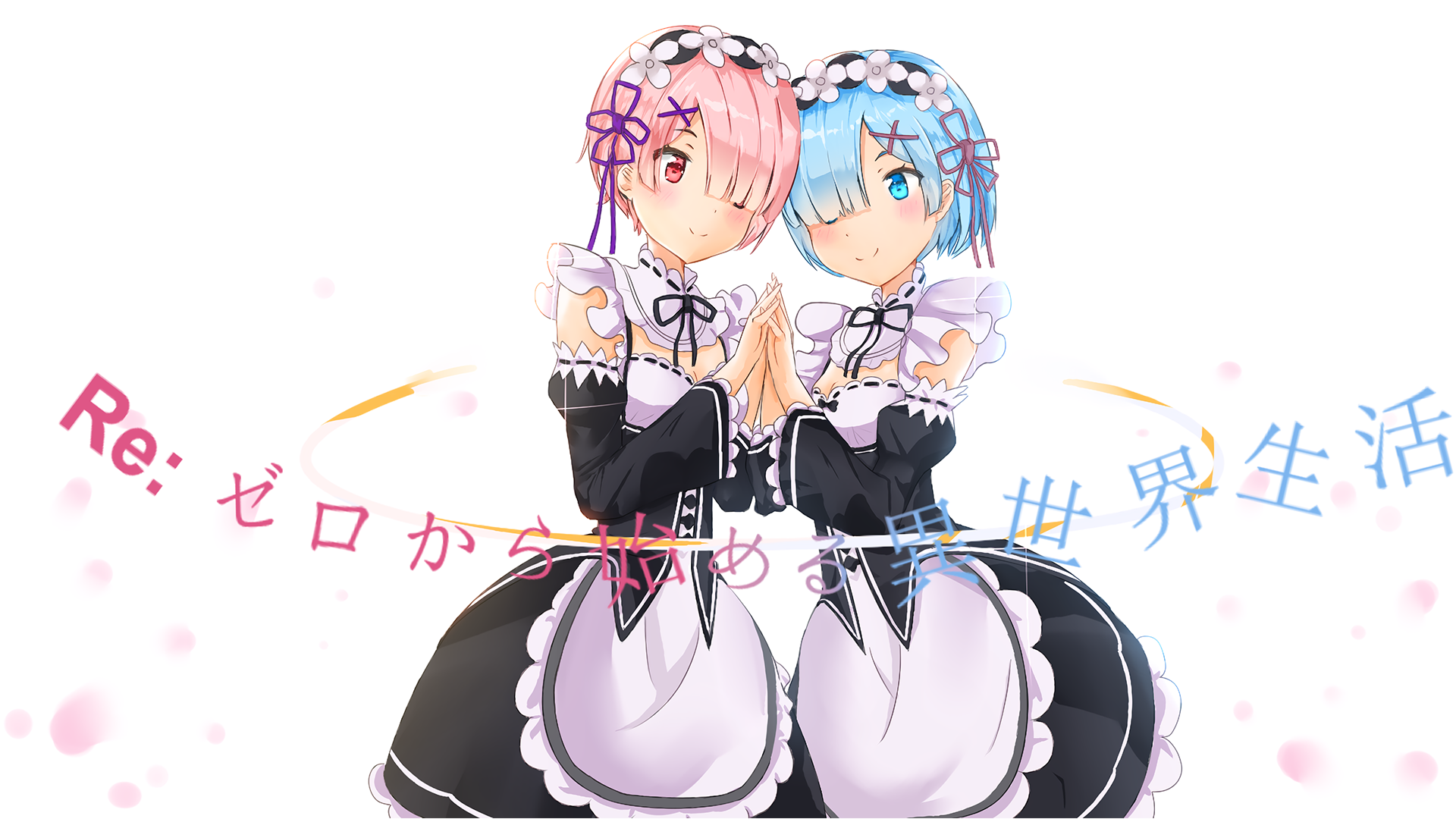 126 Rem Re ZERO HD Wallpapers Backgrounds Wallpaper Abyss