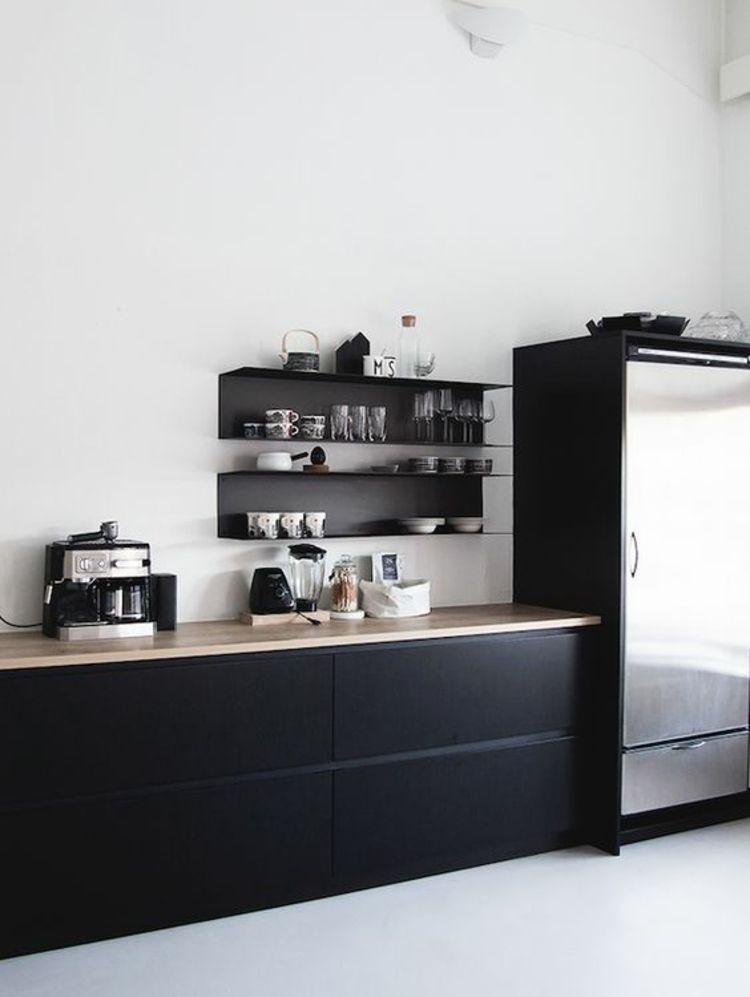 Küchenideen, die mit den aktuellen Trends Schritt halten ...