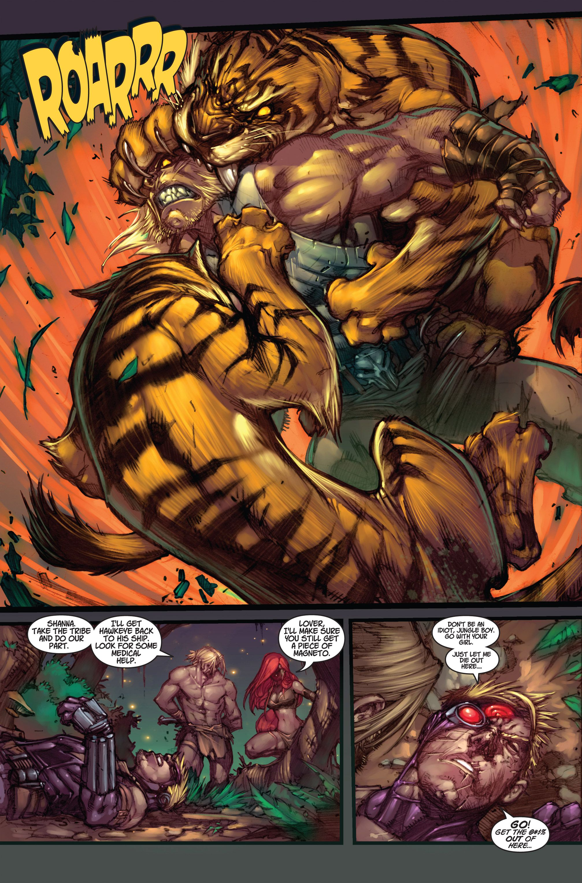Ultimates 3 Issue 4 Read Ultimates 3 Issue 4 ic online in