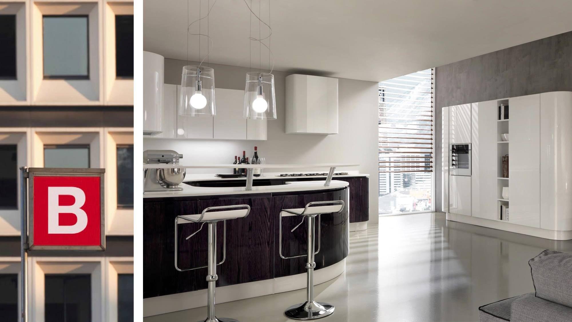 Cucina BERLONI mod. B50 | Novità d\'Arredo | Idee per la ...