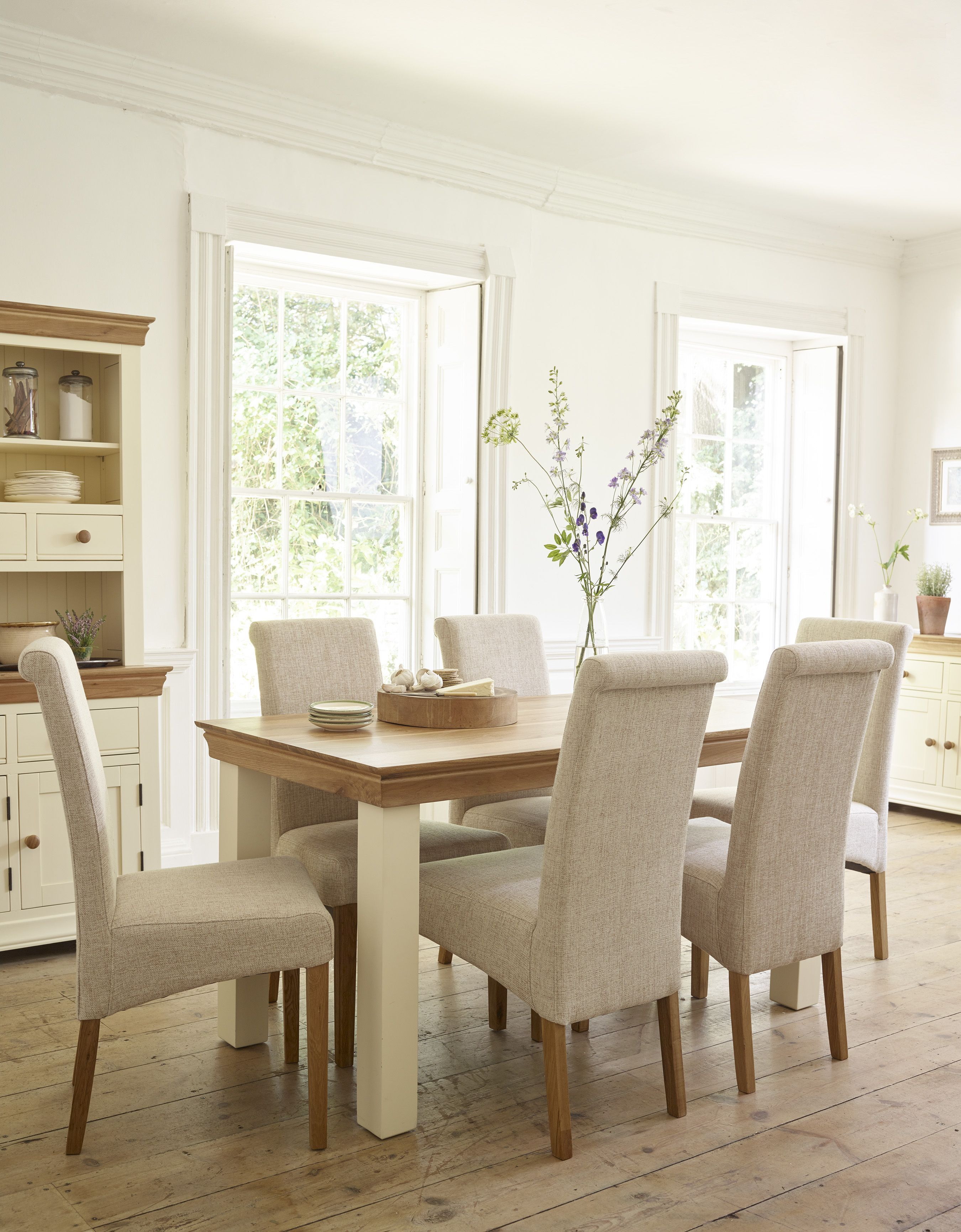 Oak Furniture Land Country Cottage Range Giving A Lovely Feel To