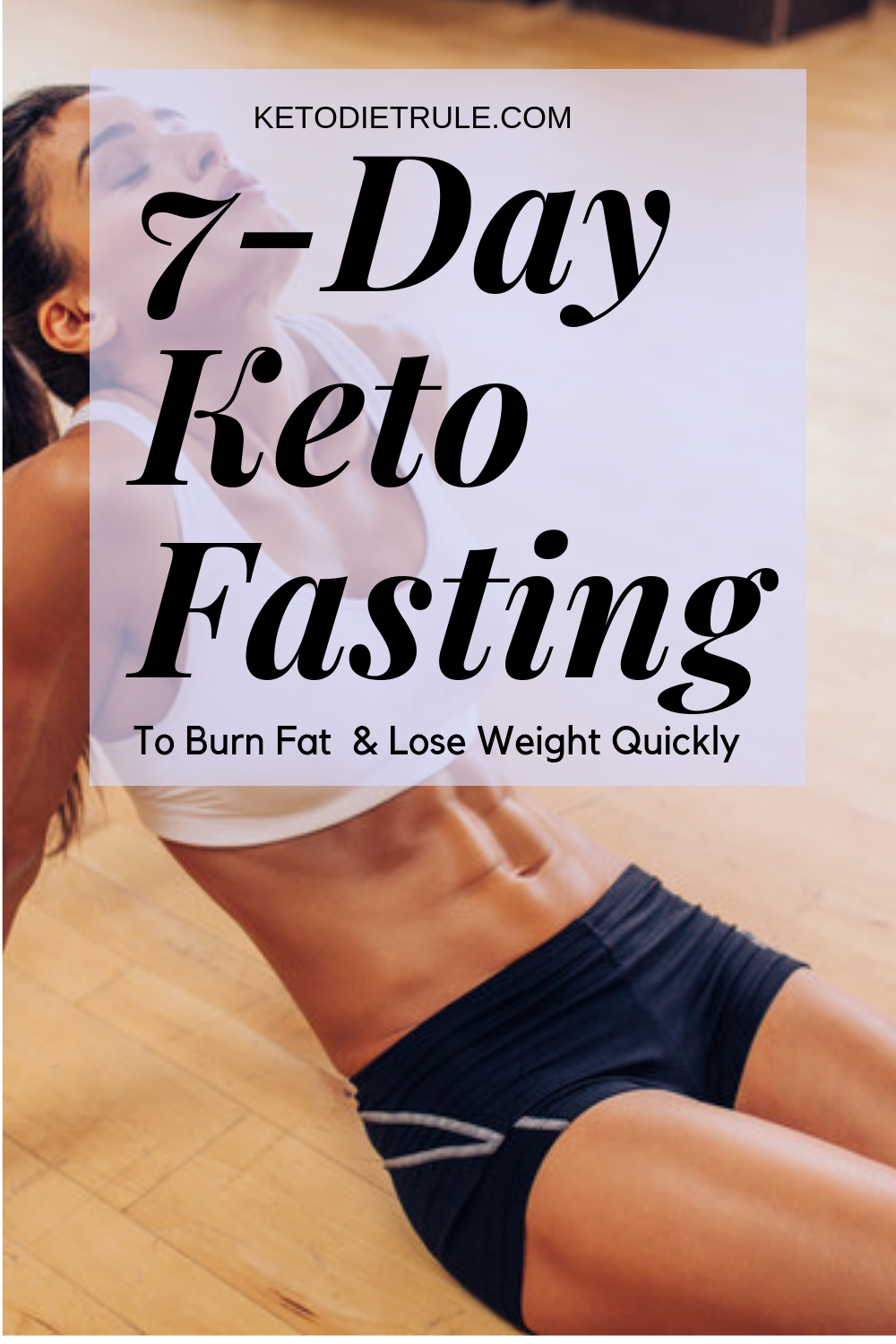7-day intermittent fasting and keto meal plan + fasting schedule to reach ketosis faster and lose we...