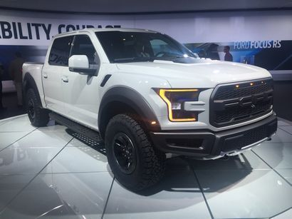 Nice Ford 2017 2017 Ford F 150 Raptor Prices Revealed Car24 World