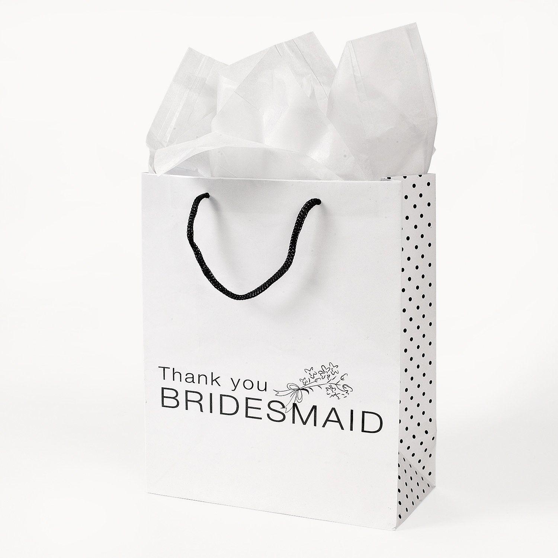 BRIDESMAID THANK YOU GIFT BAG Amazoncouk Toys Games