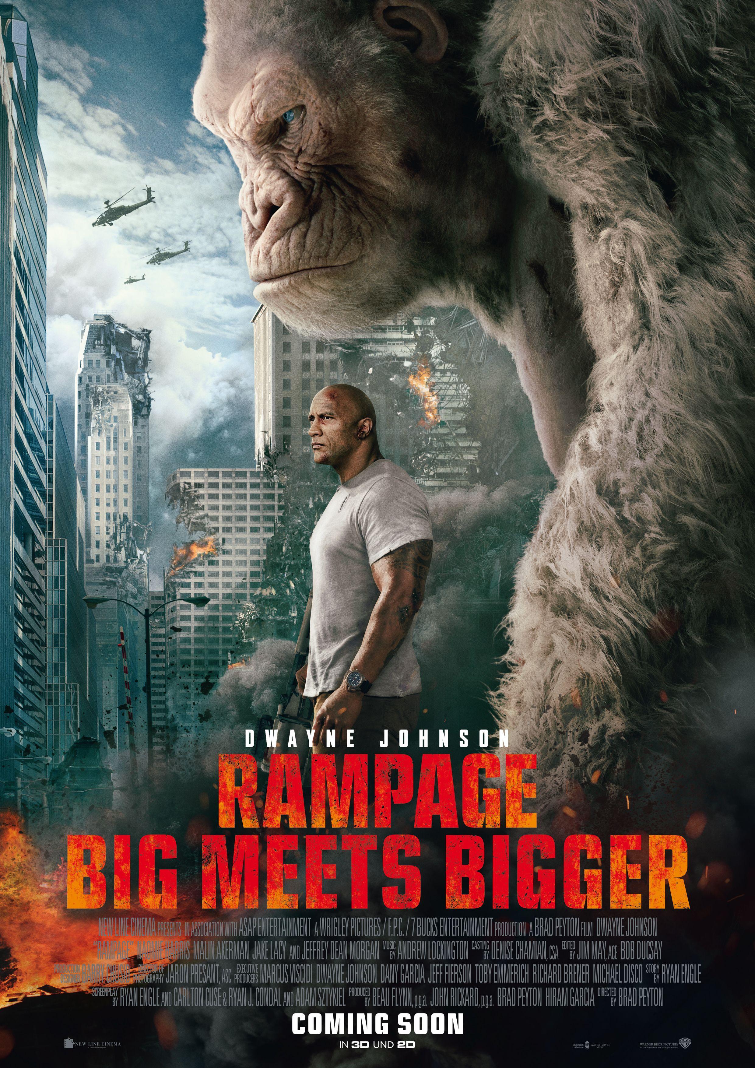 Rampage Big Meets Bigger Dvd Blu Ray Soundtrack Bucher Mit Preis Rampage Big Meets Bigger Trailer Auf Einen Blick Filmin Ganze Filme Kostenlos Kino