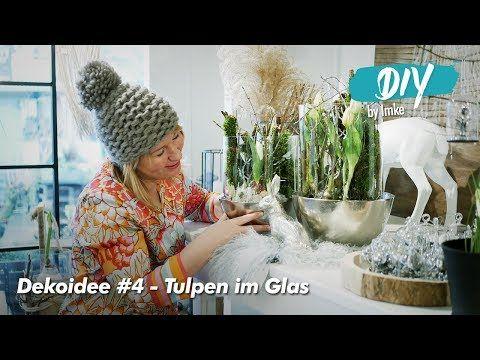 Dekoidee #4 Tulpen im Glas
