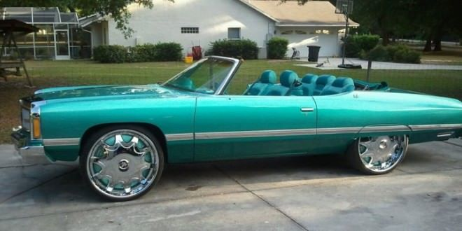 Biggest Donk Rim Big Rims Custom Wheels Only Cars With Big