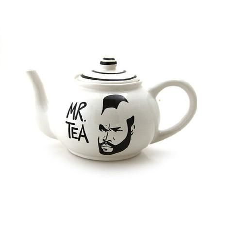 Photo of Mr. Tea Large Teapot – Handmade in the USA