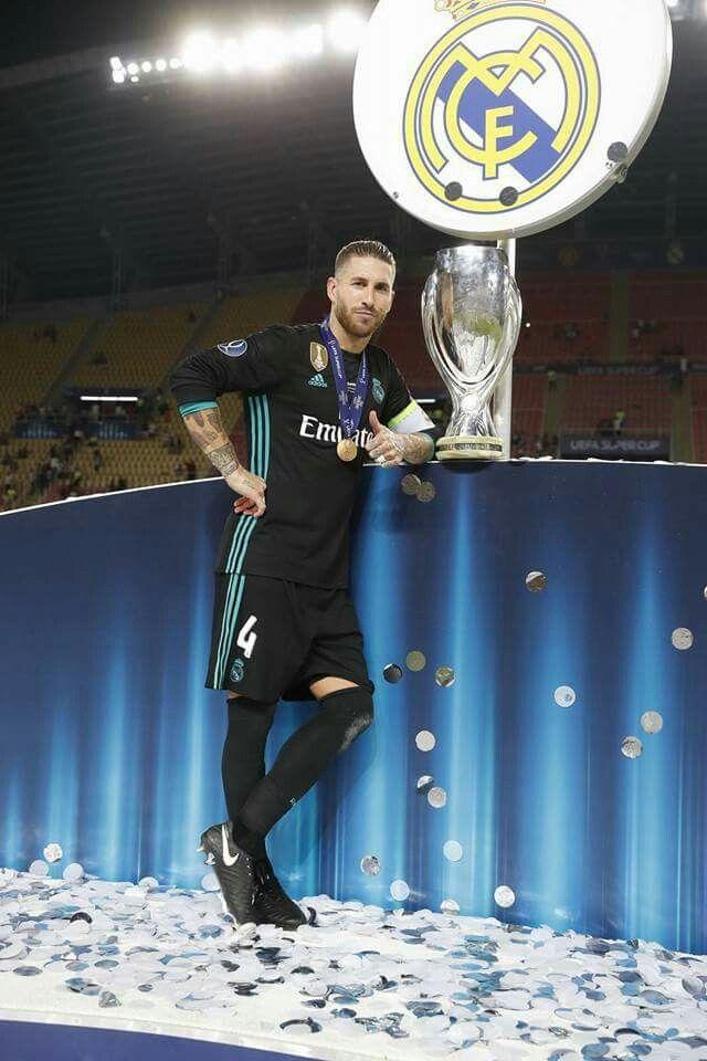 Sergio Ramos Real Madrid Shirt Real Madrid Madrid