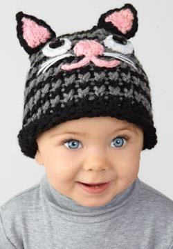Boye Loom Knitting Free Patterns pattern loom knit kitten hat http bit ly z...
