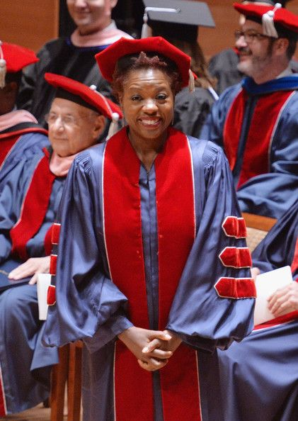 Viola Davis at The Juilliard School 109th Commencement Ceremony