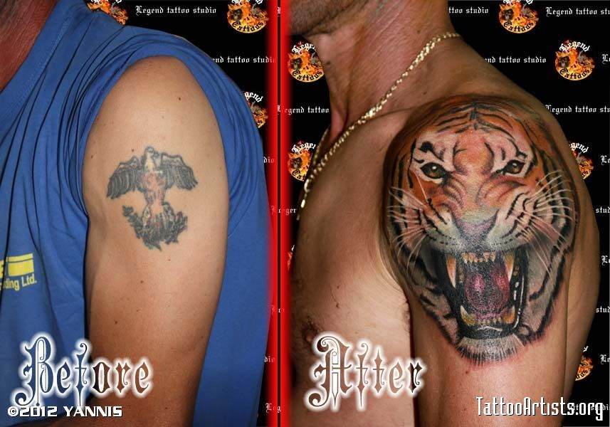 Brilliant Tattoo Cover Up Jobs 30 Photos Cover Up Tattoos Tattoos Cool Tattoos