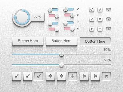 button desgin