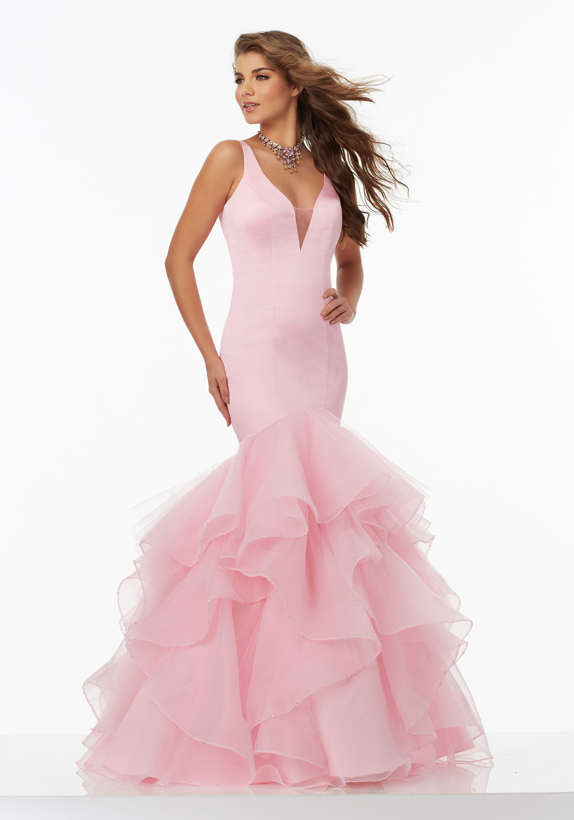 Prom Dress by Mori Lee Available at Bridal and Formal\'s Club Dress ...