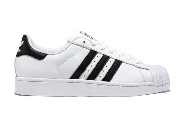 Adidas Superstar II vit