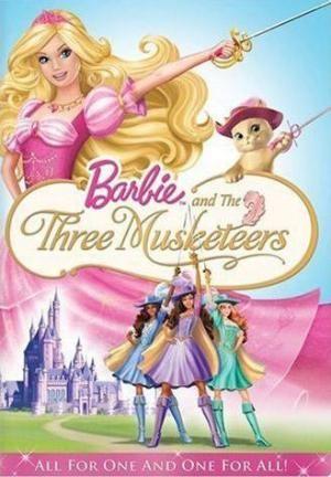 Barbie Y Las Tres Mosqueteras Peliculas De Barbie Dibujos Animados De Barbie Peliculas Viejas De Disney