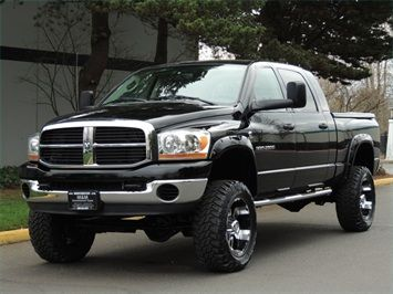 Used 2006 Dodge Ram 2500 Slt Mega Cab 4x4 5 9l Diesel Leather 44k Miles For Sale In Portland Or Dodge Trucks Ram Diesel Trucks For Sale Cummins Diesel Trucks