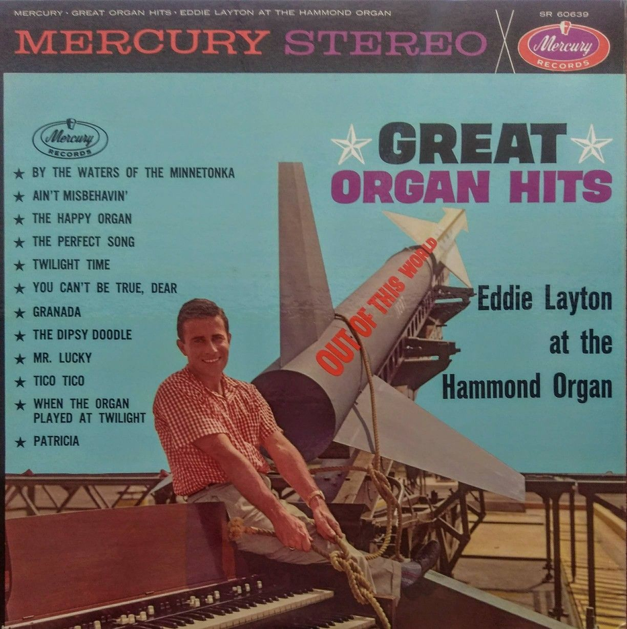 Pin by L. D. Hills on Instrumental Albums | Mercury ...