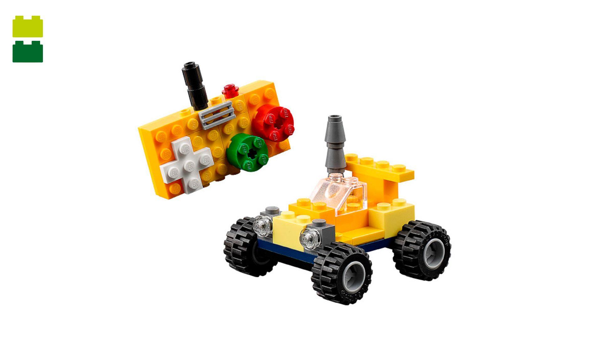 Lego 10696 Bauanleitungen