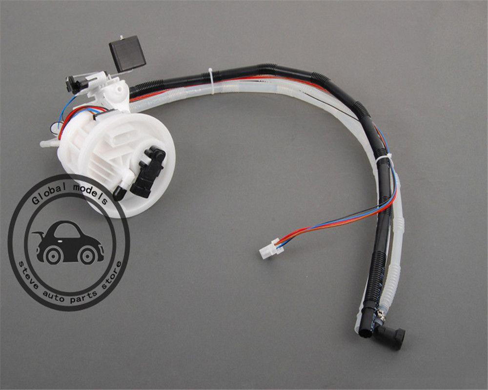 Fuel Pump Assembly With Integrated Filter For Mercedes Benz Volvo S40 Location W211 E200 E220 E230 E240 E250