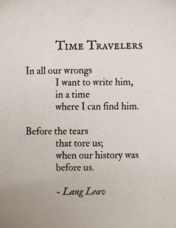 Time Travelers #poetry #time travel #love   life&love ...