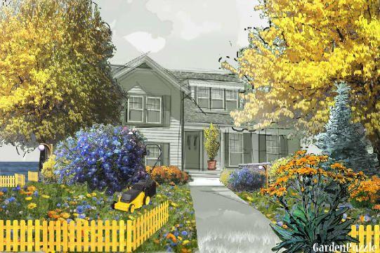 Yellow Dreams...... - GardenPuzzle - online garden ...