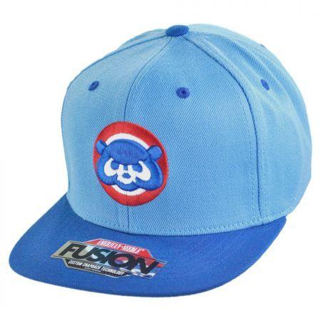 Chicago Cubs MLB Back 2 Front Baseball Cap available at  VillageHatShop 10b5c7a8b1d