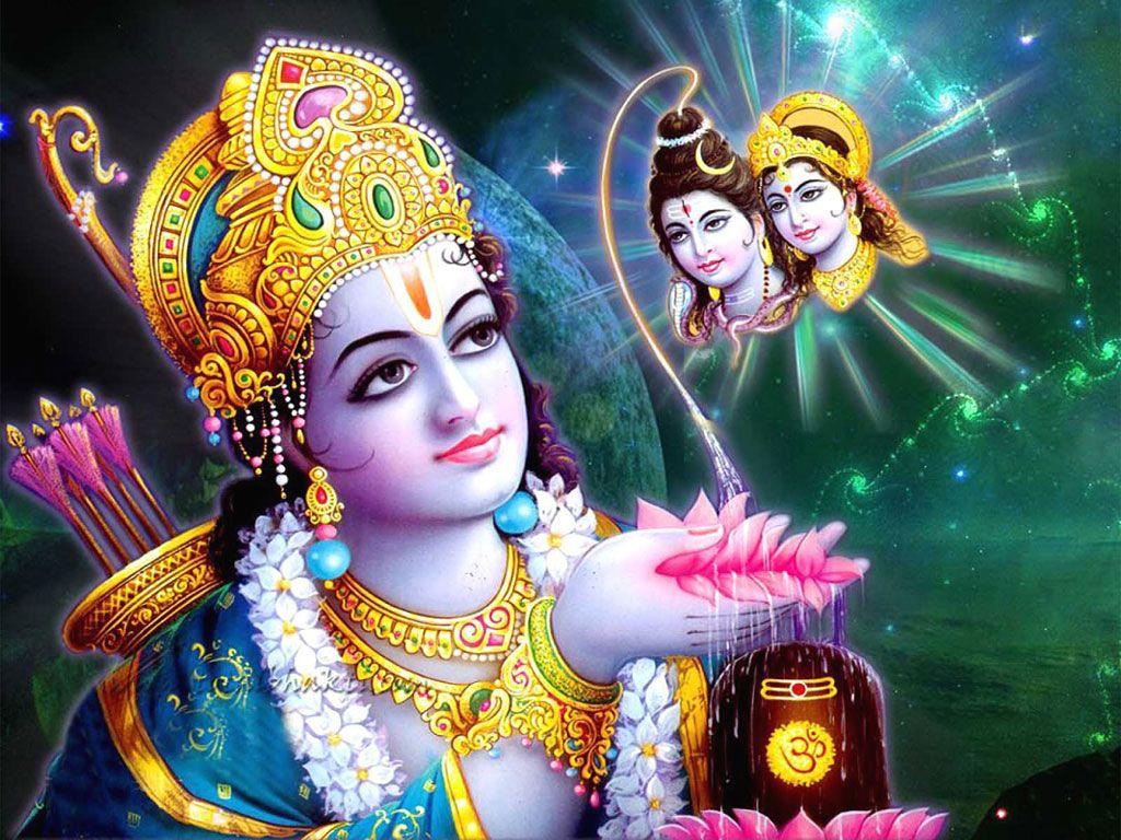 Prabhu Shri Ram Wallpaper Free Download