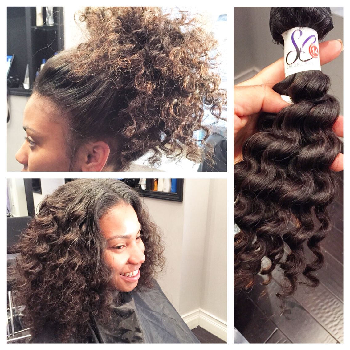 Wedding Hairstyle Names: @saloncass Spanish Wave Malaysian Hair For The Carefree