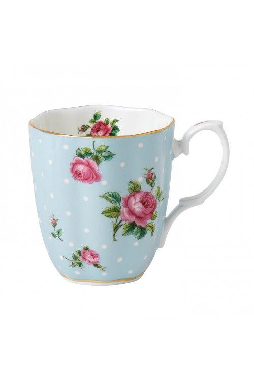 royal albert polka blue tea cup $24 99 each Wonderland