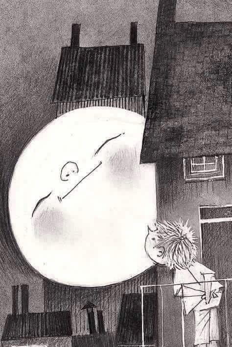 sun moon mornings social media night star the moon frases good night veils