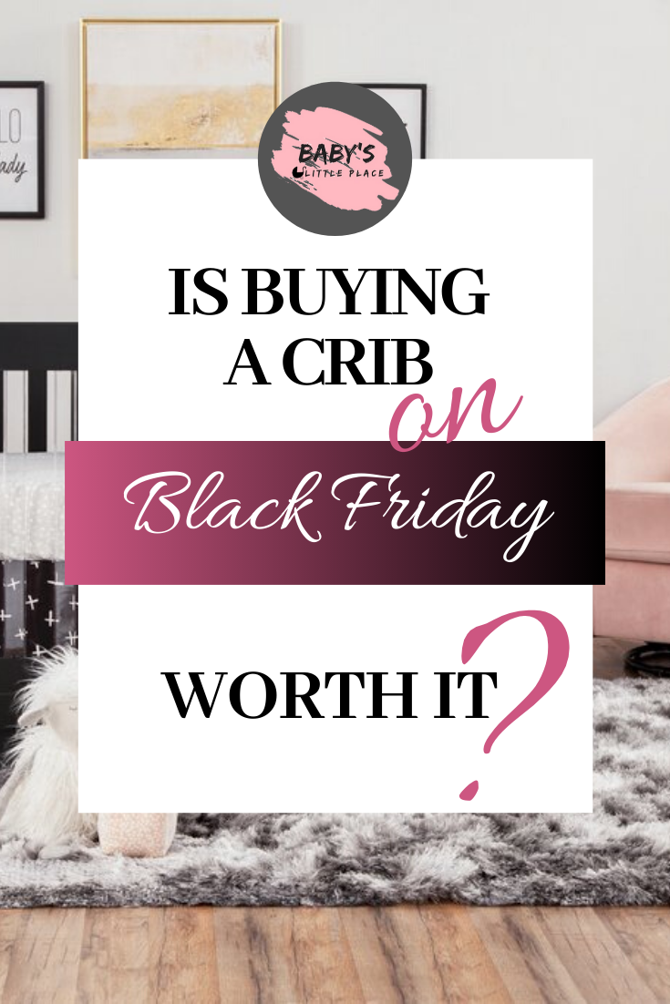 Black Friday deals on baby cribs   Baby cribs, Black ...