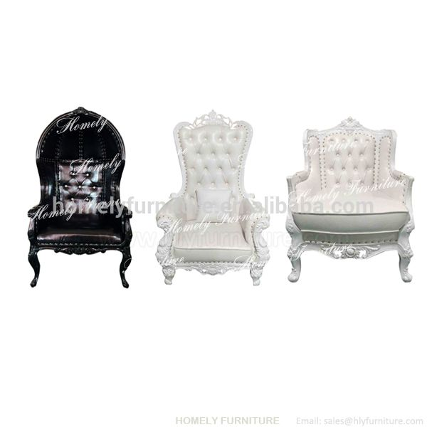 Wholesale Cheap Price Antique White Hotel Banquet Party Event Tufted Canopy King Diamond Kid Wedding Chairs Wayfair Living Room Chairs Industrial Dining Chairs