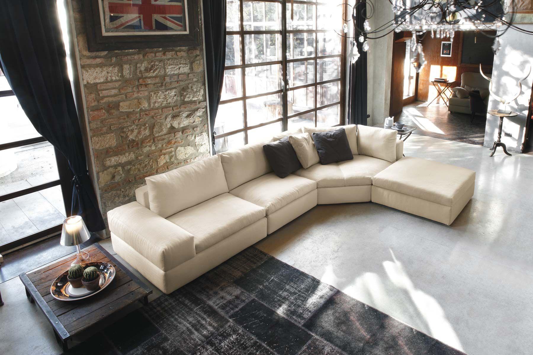 Musa spa divani e poltrone sofas and armchairs smart sofas sofa modular sofa corner sofa - Salon poltron et sofa ...