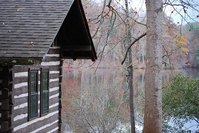 Fairy Stone State Park Cabin 2 Taken Nov. 7 Waterfront 2 Bedroom Cabin In  Virginia