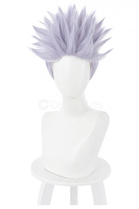Jujutsu Kaisen Satoru Gojo Cosplay Wig Cosplay Wigs Wigs Cosplay