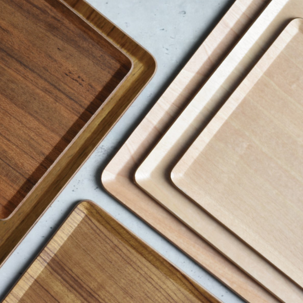 A Placemat Made Of Plywood With A Natural Wooden Texture With Its Simple And Sharp Design These Placemats Blend With An Placemats Kitchenware Wooden Textures
