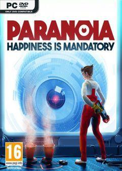 Paranoia Happiness is Mandatory CODEX