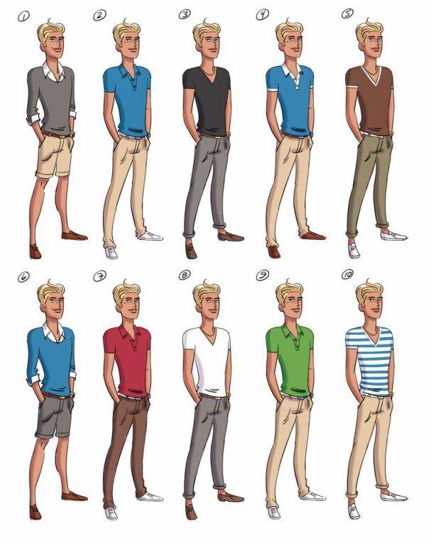 Extrêmement décrire une personne vêtements - Google zoeken | Thema kleren  ZE18