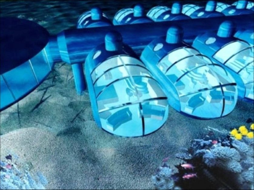 Find Sensational Poseidon Hotel With Key Largo Underwater Hotel