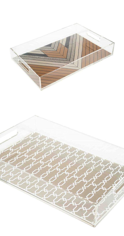 Furniture And Decor For The Modern Lifestyle Caja De Acrilico Objetos De Decoracion Toallas De Bano