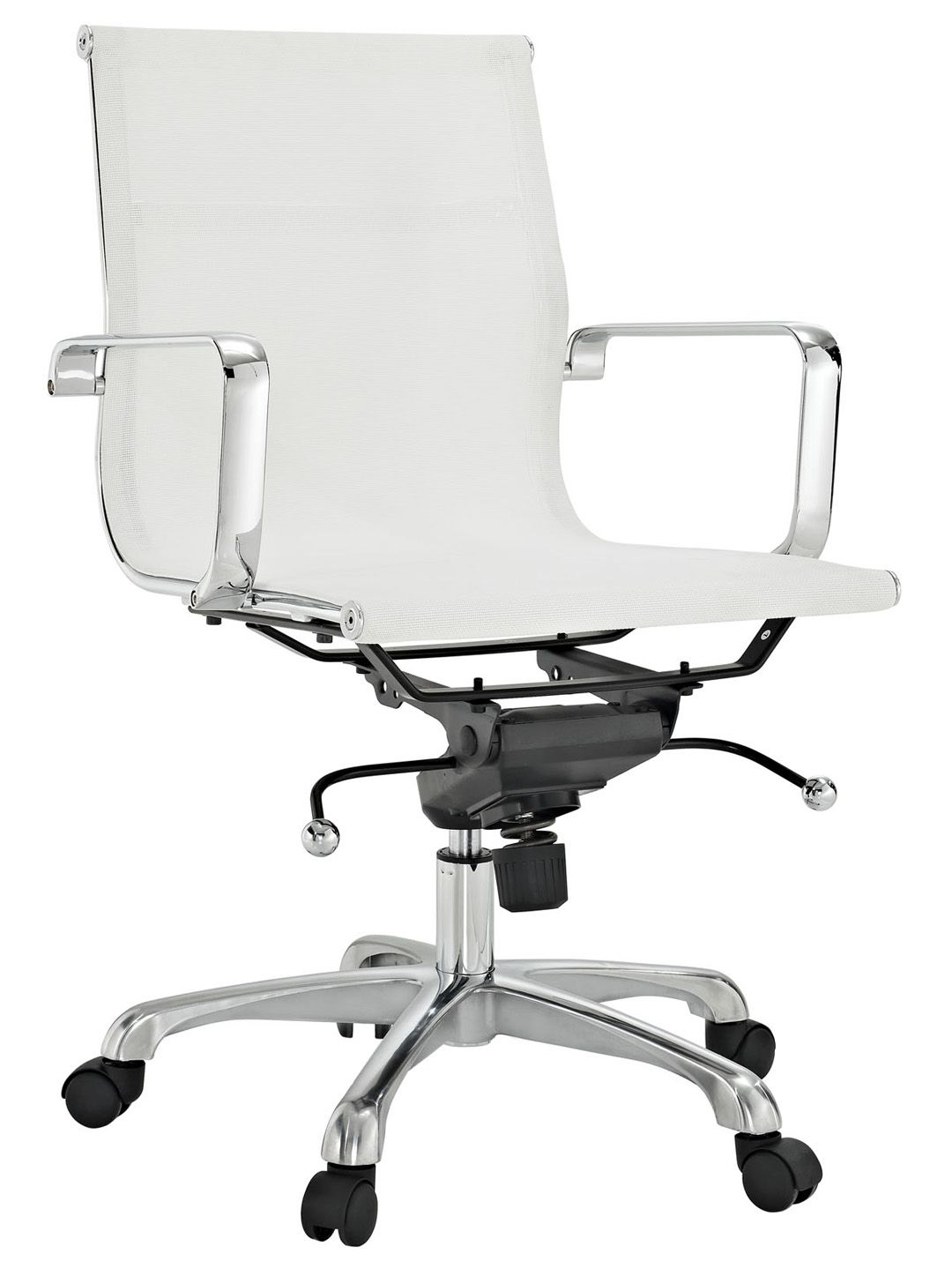 Slider Mid Back Office Chair By Pearl