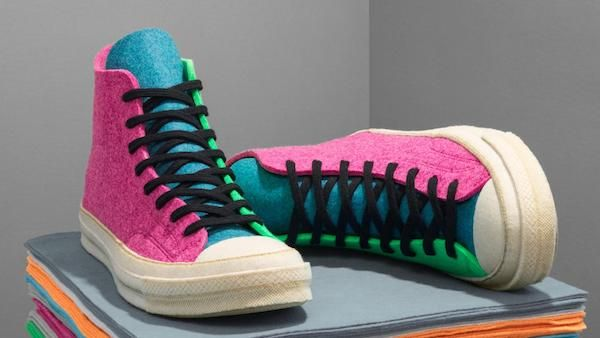 Converse x JW Anderson Unveil Vibrant 'Chuck Taylors' Made