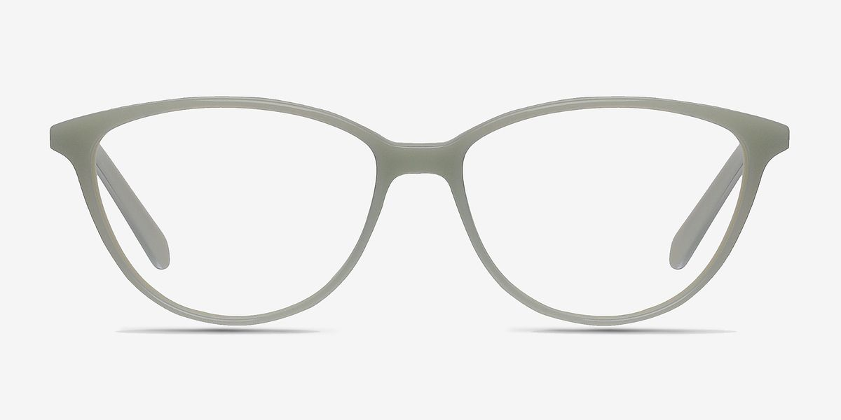 698b8475f3ce Coco Green Acetate Eyeglasses from EyeBuyDirect. A fashionable frame with  great quality and an affordable price. Come see to discover your style.
