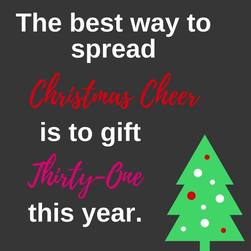 Thirty One Christmas 2019 Celebrate the holidays with gifts from Thirty One. | Thirty One